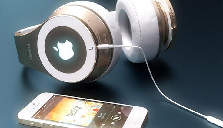 Will this be the first product from Apple's Beats acquisition?