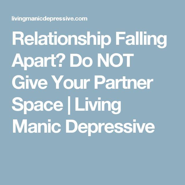relationship falling apart what can i do