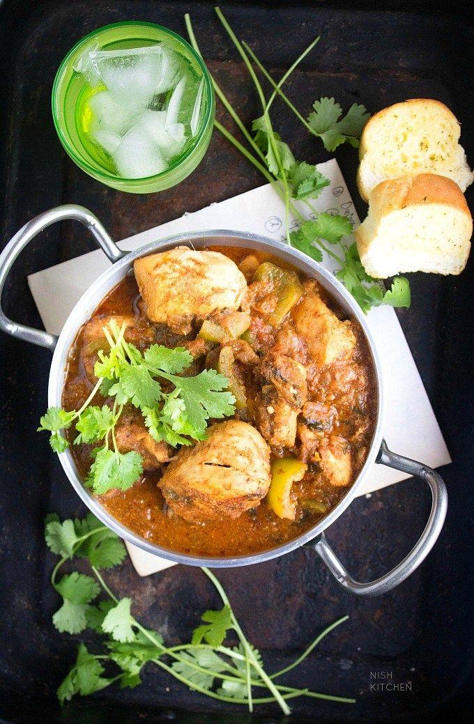 Chicken Karahi Kadai Chicken Video Recipe Dinner For Me