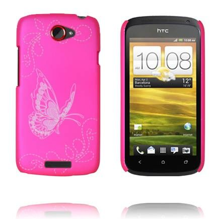 Joy (Pinkki) HTC One S Suojakuori