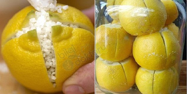 Üzerine Tuz Serpilmiş Limonu Odada Bekletin, Hayatınız değişecek.. — Bilgi Doktoru