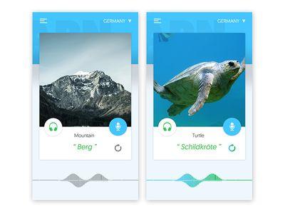 Multi Language Learning App