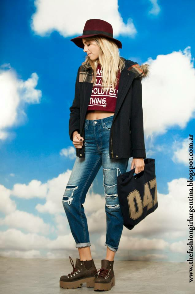 The fashion girl argentina!: 47 Street - Lookbook Otoño Invierno 2015