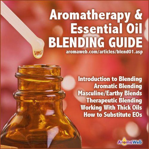 AromaWeb Blending Guide