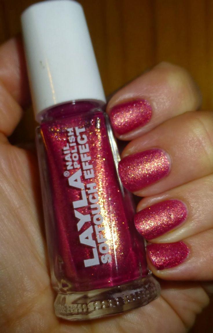 Layla nail polish NOTD