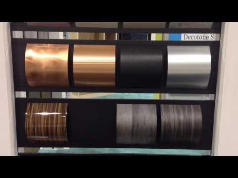 Monarch Custom Plywood Inc. - Ontario Canada Distributor: Decotone Surfaces HPL + more T. 9066696800 - YouTube