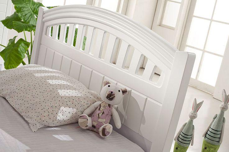 Białe łóżko dla dziecka, ELIES