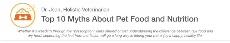 http://www.onlynaturalpet.com/holistic-healthcare-library/food-diet---general/147/top-10-myths-about-pet-food-and-nutrition.aspx