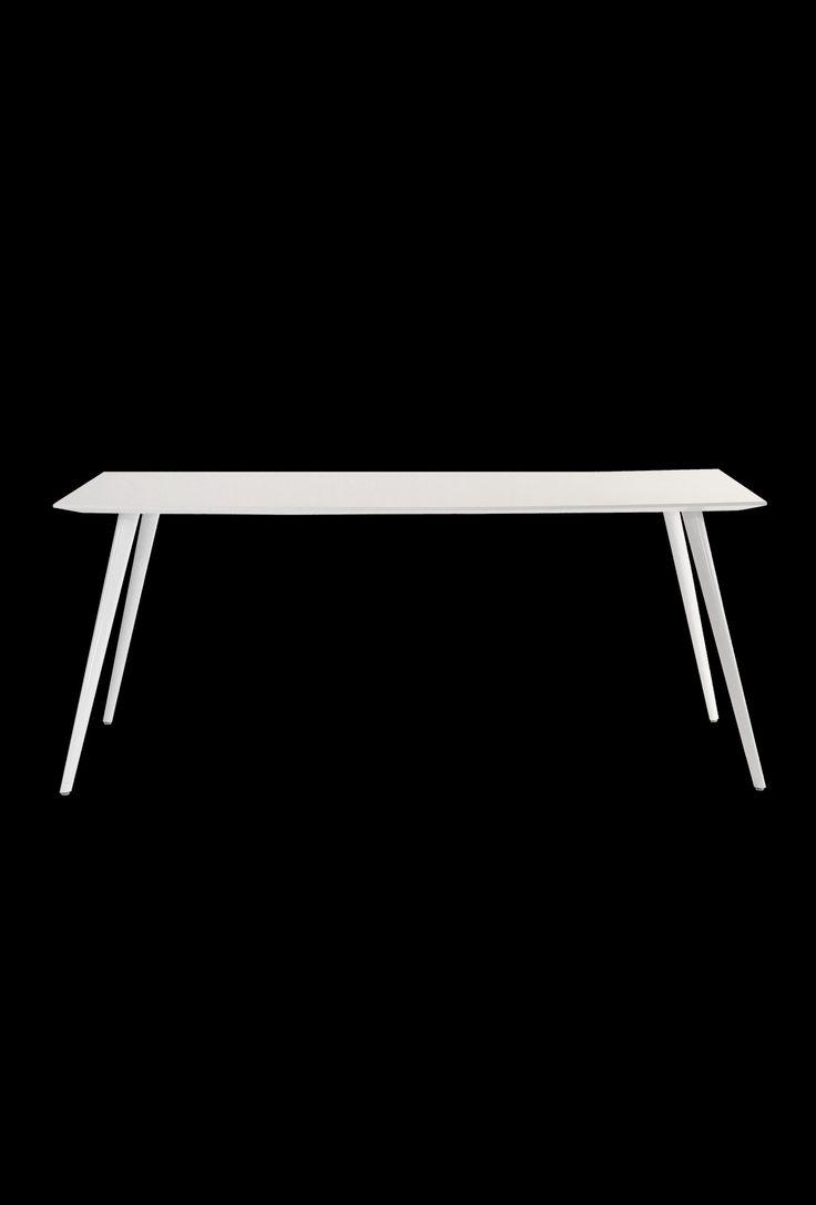 Dänischer Esstisch in puristischem Design