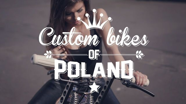 Custom bikes of Poland