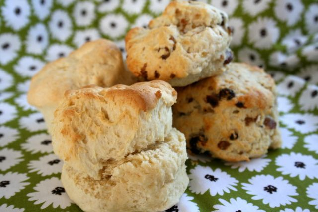 make it perfect: Thermomix Scones.