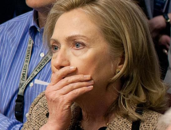 """Powdered Wig Society Stick a fork in Hitlery Clinton's political career. It is DONE! """"Materially False"""" Statements send FBI into """"Full Blown"""" investigation mode - Powdered Wig Society"""