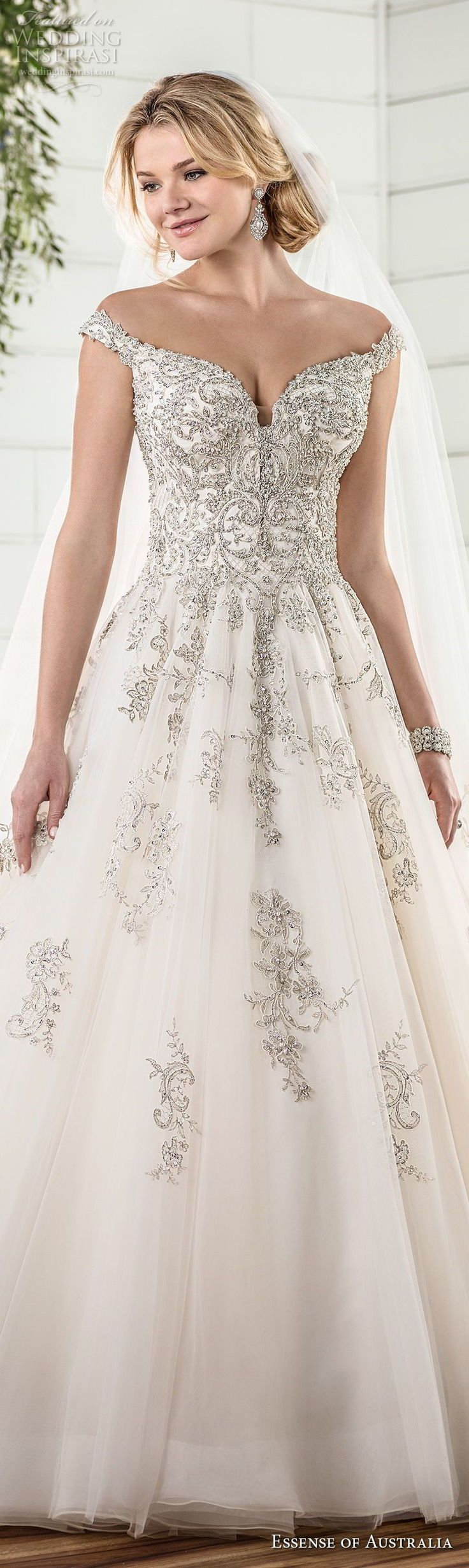 Best 41 Essense of Australia gowns at Lily Saratoga ideas on ...