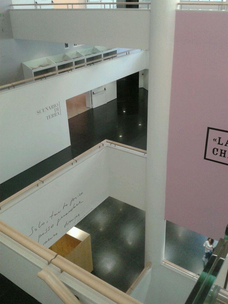 """MART_museo d'arte moderna e contemporanea di Trento e Rovereto - mostra Alvaro Siza """"Inside the Human Being""""  http://www.mart.trento.it/"""