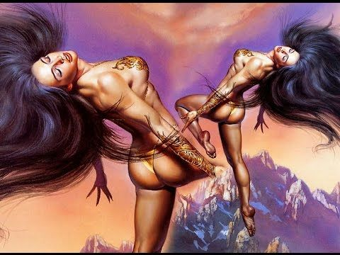 Sex & Monsters The Erotic Fantasy Art, Erotic and Fantasy Art, fantasy art, fantasy artwork, art fantasy, fantasy paintings, fantasy art prints, erotic art, ...