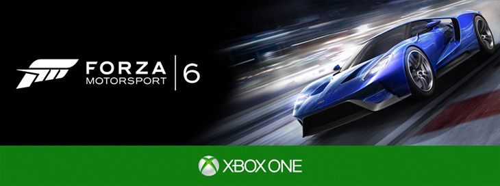 Forza Motorsport 6 for Xbox One | GameStop
