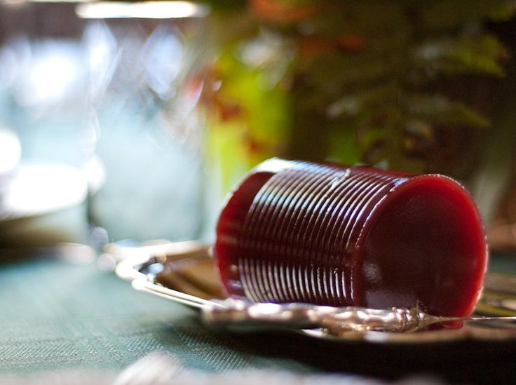 How Canned Cranberry Jelly Became a Thanksgiving Icon — Food History