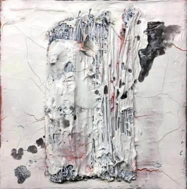 """Saatchi Art Artist Mattia Paoli; Painting, """"White"""" #art"""