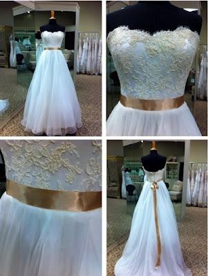 Caroline Castigliano Wedding Gown