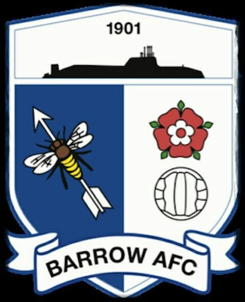 Barrow AFC crest.