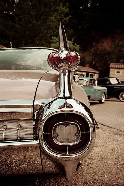 1959 Cadillac | Photographer: BiERLOS - http://www.flickr.com/photos/bierlos