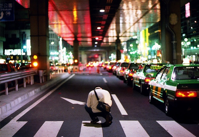 THE VOICE OF ONE CRYING IN THE WILDERNESS... (Voyage à Tokyo 20) by modern_classic, via Flickr