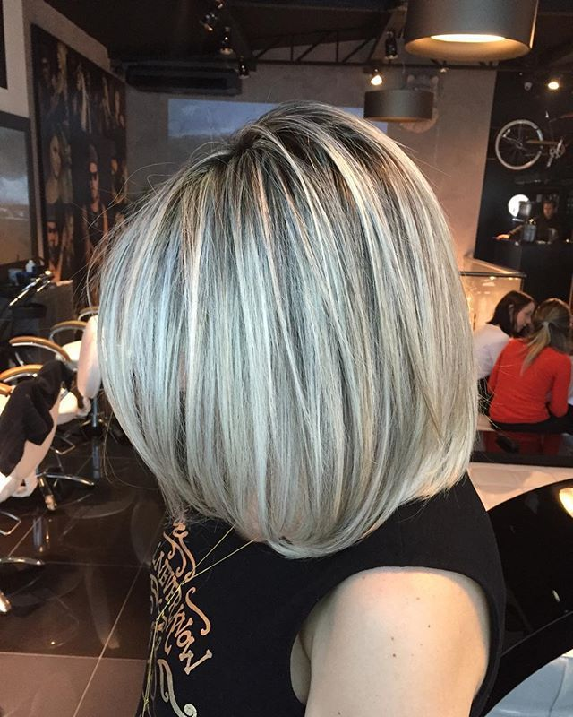 Best 25 frosted hair ideas on pinterest grey hair to golden instagram post by michel vidal michelvidalstudio frosted hairwoman pmusecretfo Choice Image