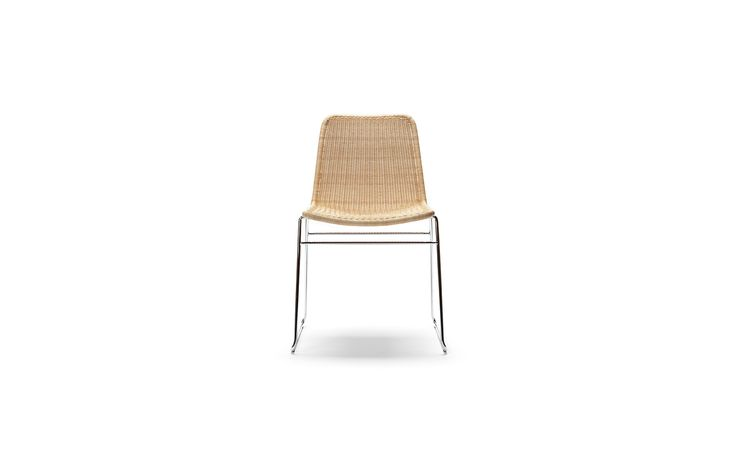 wicker chair – MARK TUCKEY