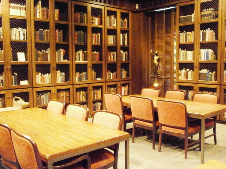 Coates Library Special Collections and Archives