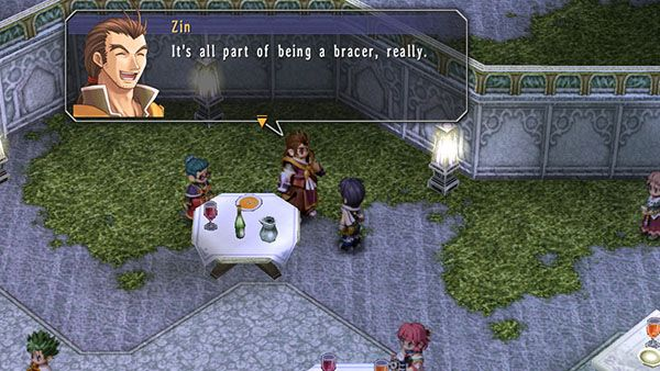 Over two hours of English The Legend of Heroes: Trails in the Sky the 3rd gameplay