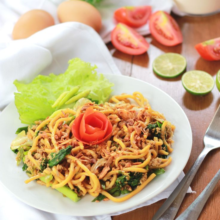 Traditional Fried Noodle,....sweet and savoury