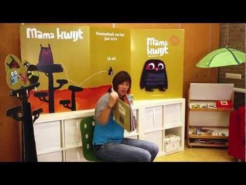 De Leesplein Voorleesdagen: Mama kwijt - YouTube
