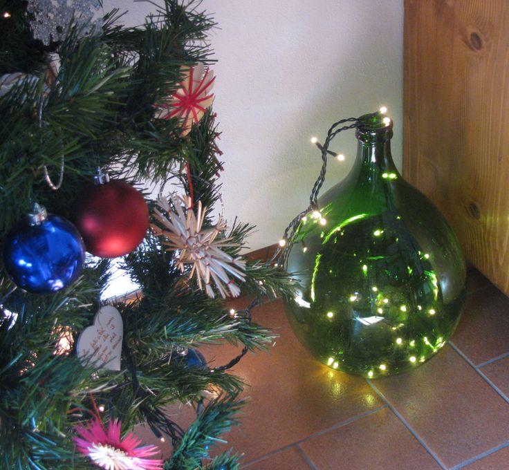 Carboy lamp - damigiana