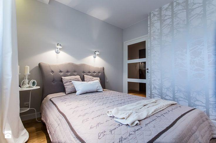 apartament komandorski - zdjęcie od emDesign home & decoration - Sypialnia - Styl Skandynawski - emDesign home & decoration