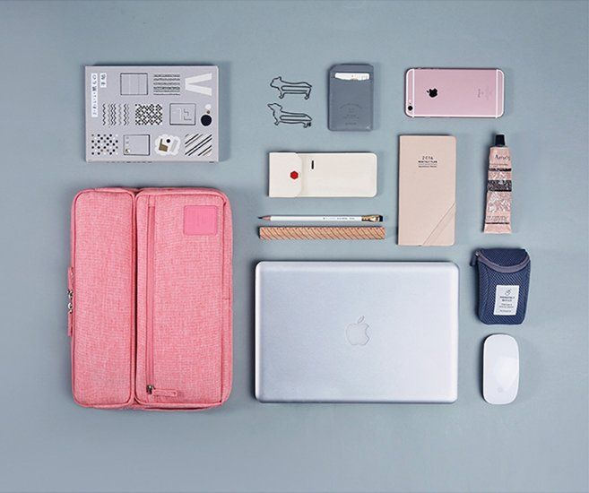All-in-One Laptop Organizer