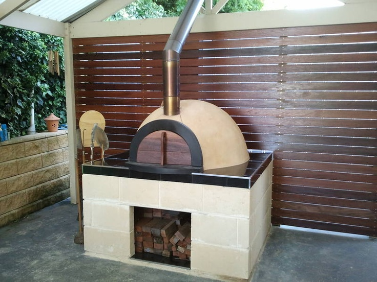 44 best pizza oven ideas images on Pinterest | Wood oven, Diy pizza ...