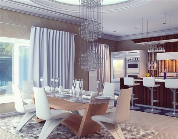 Znalezione Obrazy Dla Zapytania Futuristic Home Interior Design Ideas