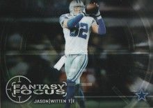 2014 Topps Chrome Fantasy Focus #FF-JW Jason Witten - Dallas Cowboys