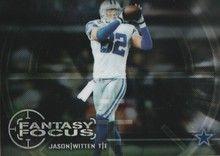 2014 Topps Chrome Fantasy Focus #FF-JW Jason Witten - Dallas Cowboys