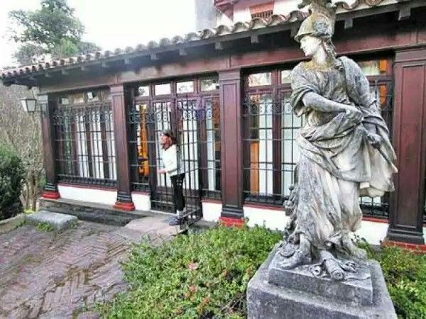 El Paraíso, casa-museo de Manuel Mujica Lainez (Cruz Chica)