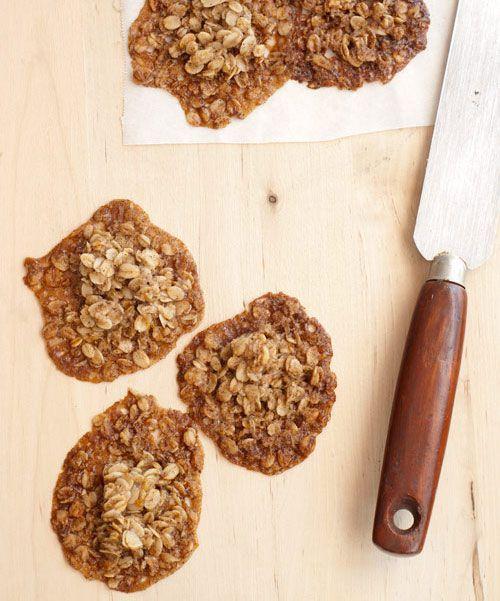 lacey vegan cookies