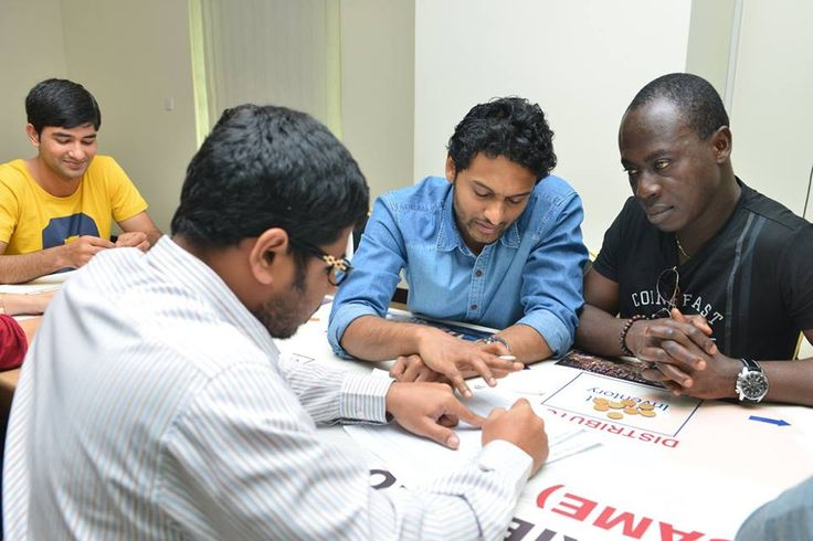 Blue Ocean's Certified International Supply Chain Profeessional (CISCP) course and learn through the Beer Game