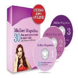 Toni Utilidades: Curso Mulher Magnética: 30 Dias Para Transformar A...