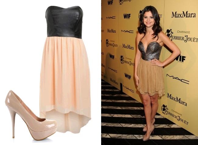 Selena Gomez została Kobietą Roku Glamour. Gwiazda Disneya odeszła już od swojego dziewczęcego wizerunku. Jej stylizacje są bardziej kobiece. Specjalnie dla ciebie wybraliśmy najlepsze stylizacje Seleny Gomez z czerwonego dywanu. Podoba ci się look dziewczyny Justina Biebera? Sprawdź, gdzie kupisz sukienki w stylu Kobiety Roku GLAMOUR 2012!