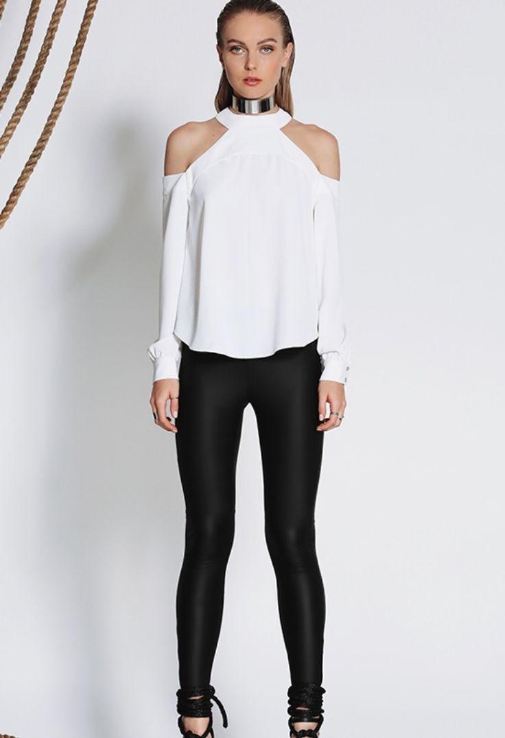 Mischief Shirt White