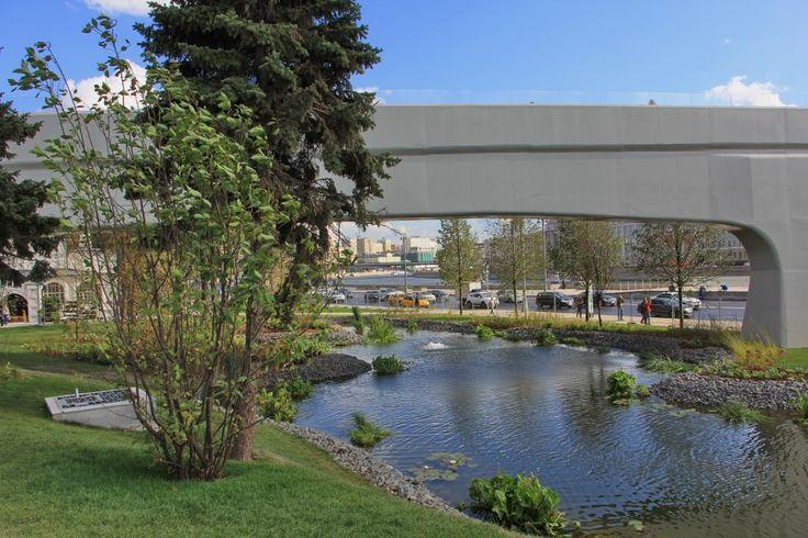 4 Новый парк Зарядье в Москве и места рядом / New Zaryadye Park in Moscow and places nearby - petraksenov