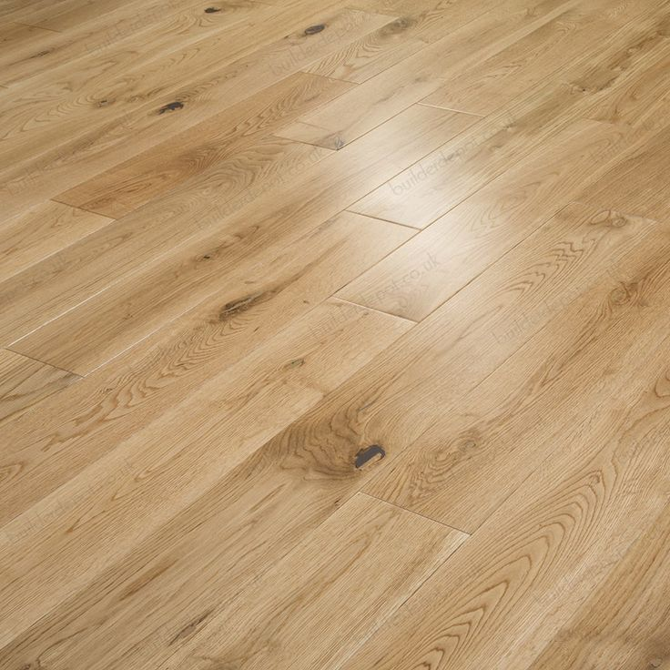Crown Solid Oak Wood Flooring 18mm x