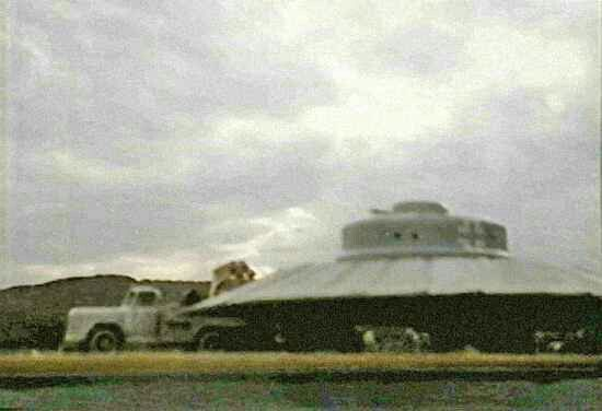 """In 1939, German scientists invented their own flying saucer shaped aircraft and called it the """"Haunebu"""". When the Nazi party swept in to power in 1933."""