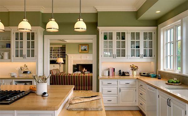 дизайн кухни с большим окном идеи вашего дома - Поиск в Google