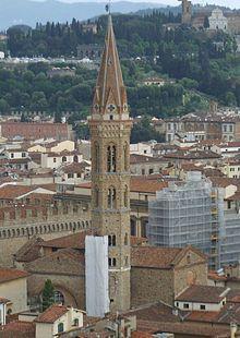 Badia Fiorentina - La badia Fiorentina è un importante luogo di culto cattolico di Firenze, situato nel cuore della città antica davanti al Bargello e intitolata alla Vergine Maria. Nel 1285 la chiesa subì un radicale rifacimento in stile gotico ad opera diArnolfo di Cambio, che ne cambiò l'orientamento con l'abside verso via del Proconsolo. L'orientamento era quello più tradizionale, con le finestre del retro a oriente per ricevere la luce solare ogni mattina. Ancora sono chiaramente…